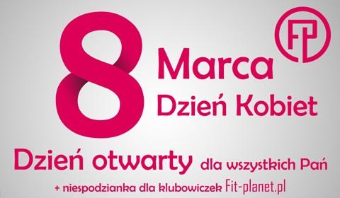 Dzień kobiet w Fit-planet.pl